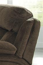 Tall Headrest Cushioning