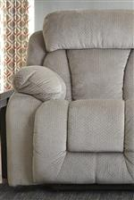 Channeled Cushioning
