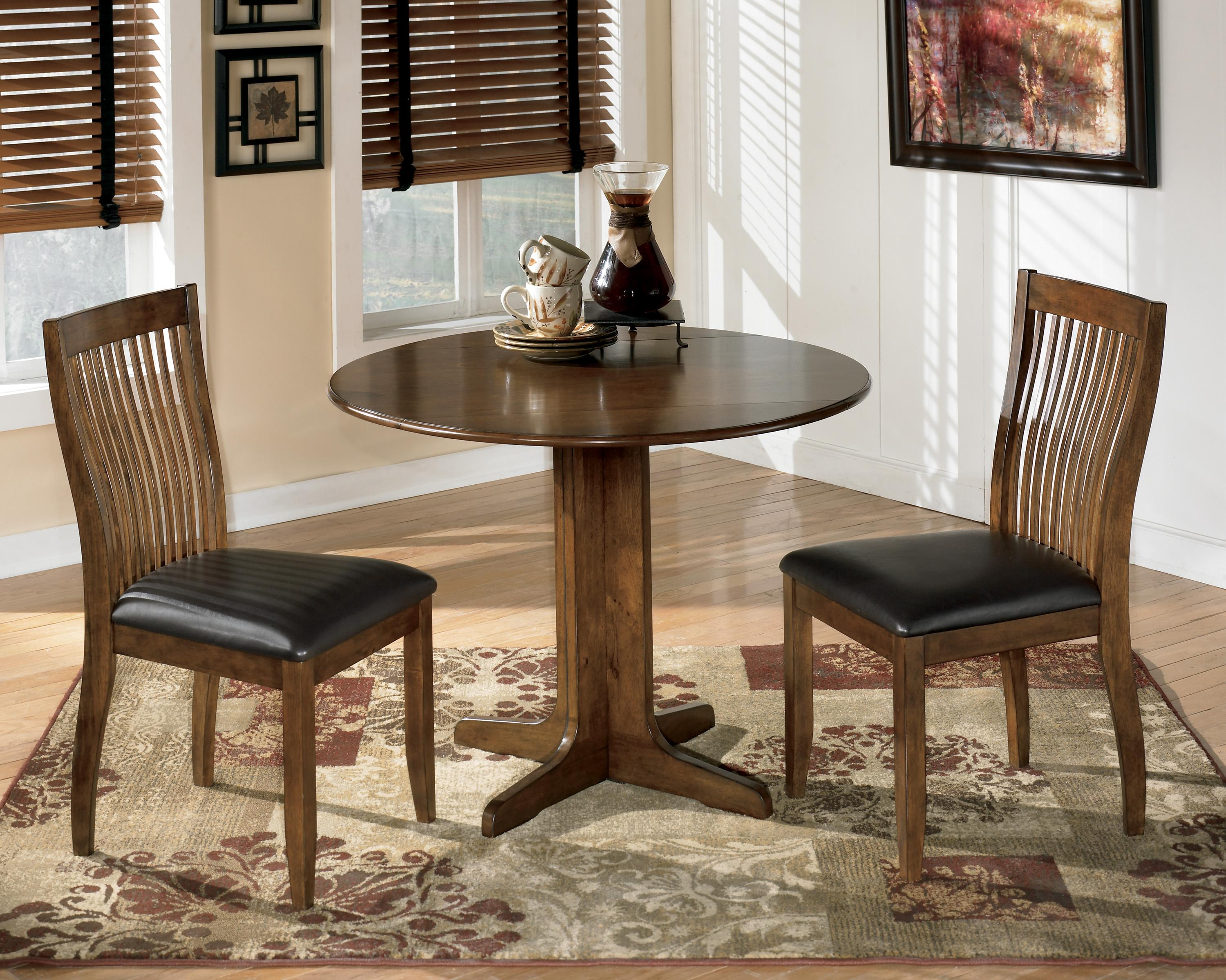 Signature Design by Ashley Stuman 5Pc Dropleaf Dinette Wayside