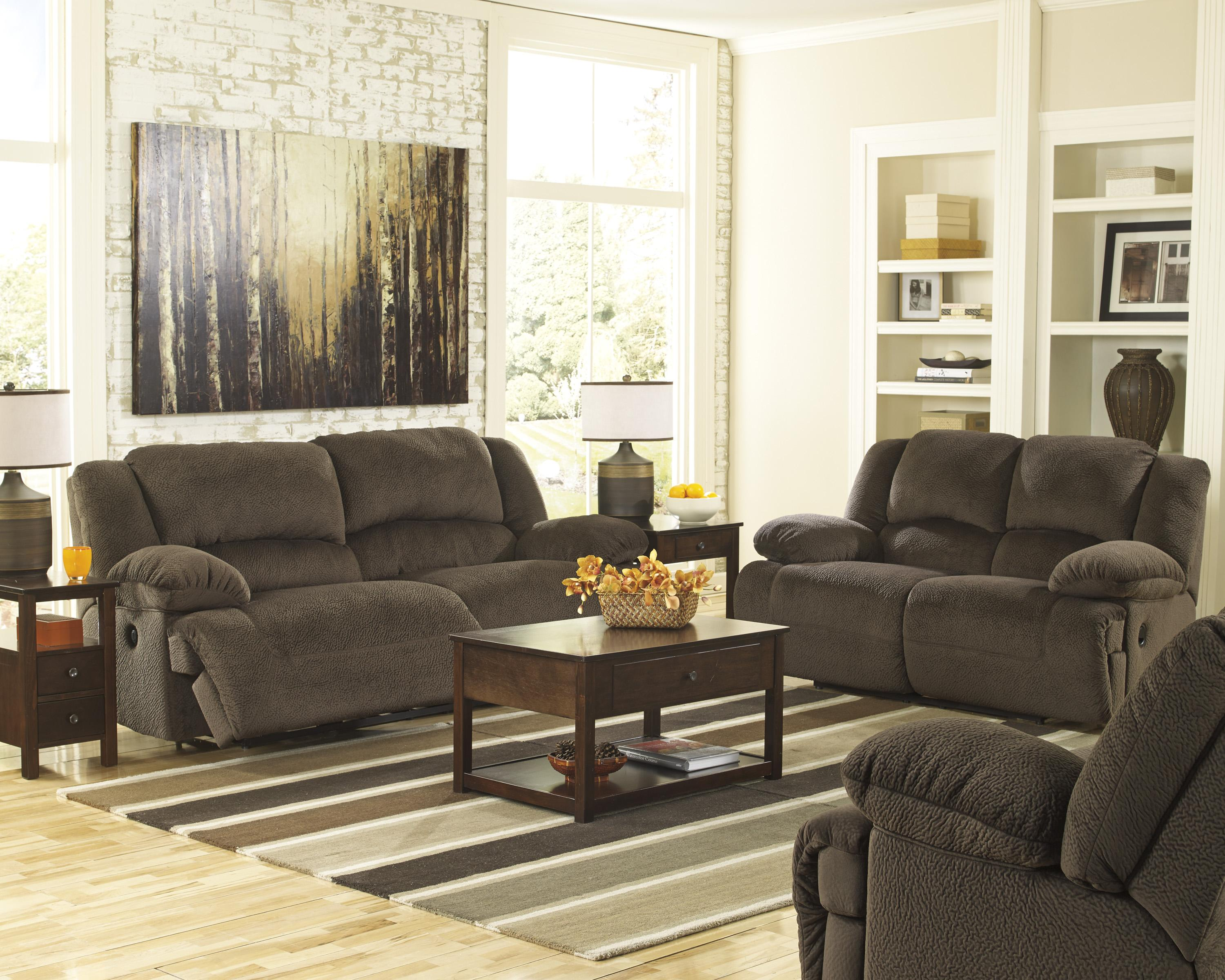 Signature Design by Ashley Toletta   Chocolate Wide Seat Power Recliner    Wayside Furniture   Three Way Recliners. Signature Design by Ashley Toletta   Chocolate Wide Seat Power