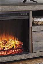 Electric Fireplace Available