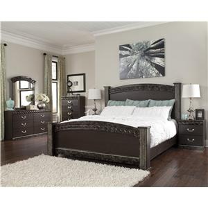 Signature Design by Ashley Vachel King Bedroom Group