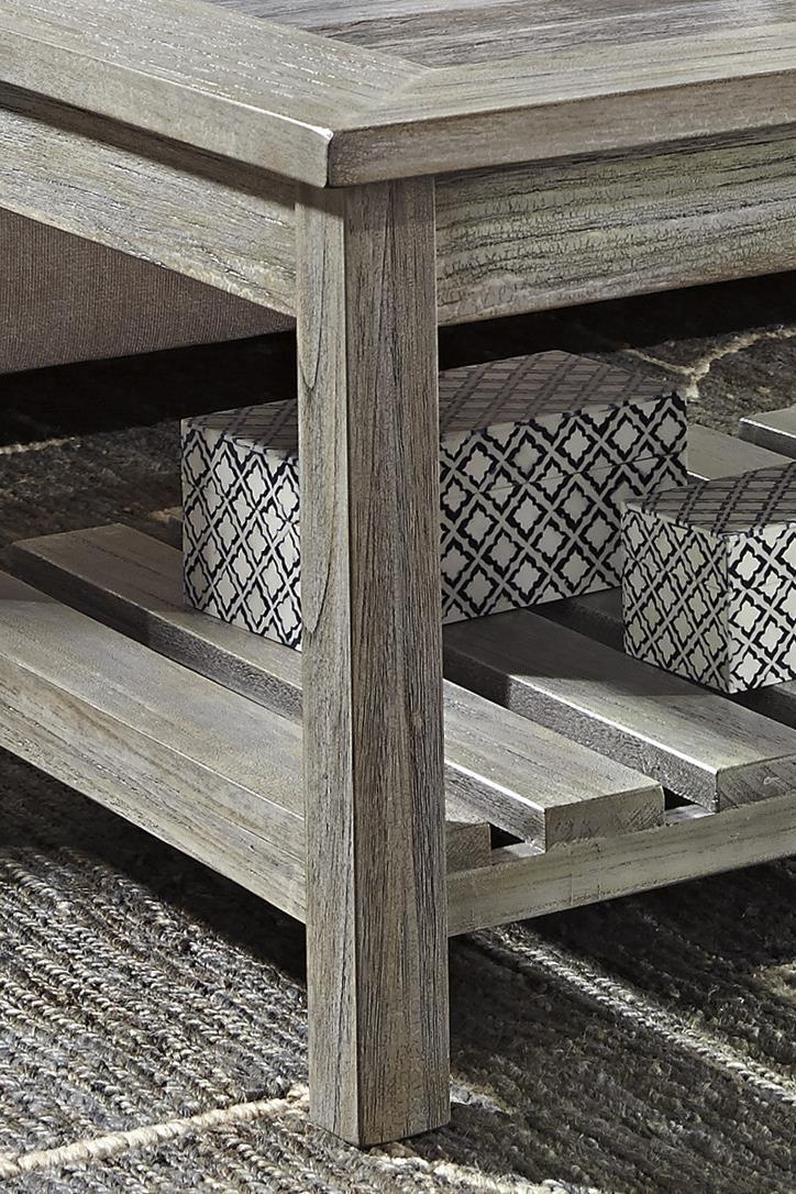 Veldar T By Signature Design By Ashley Rotmans Signature - Ashley veldar coffee table