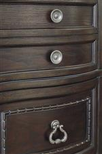 Detailed Drawer Fronts