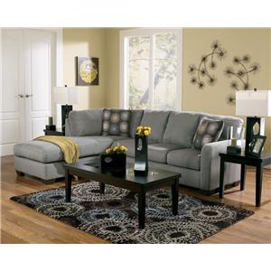 Zella - Charcoal by Signature Design by Ashley Furniture