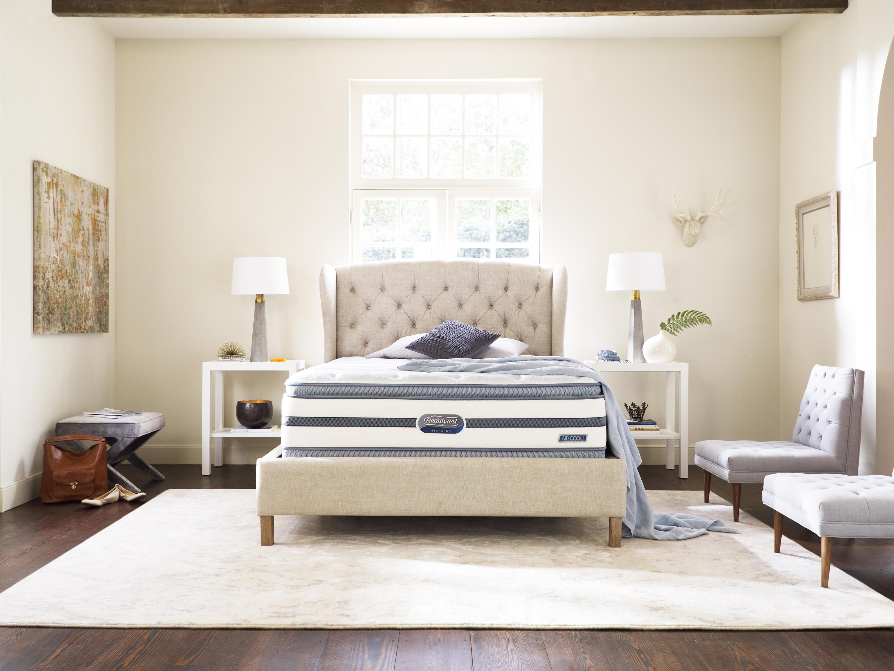 beautyrest recharge classic candace by simmons