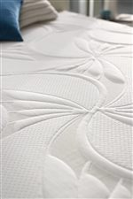 Luxurious Smooth Cover with AirCool Mesh Border Fabric