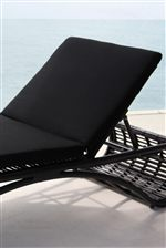 An Adjustable Back Allows You to Relax at Your Ideal Angle