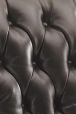 Tufted Leather Upholstered Chair