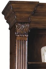 Crown Moulding and Intricate Carving