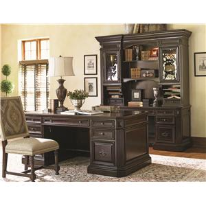 Executive Desk and Credenza No Longer Available from Manufacturer