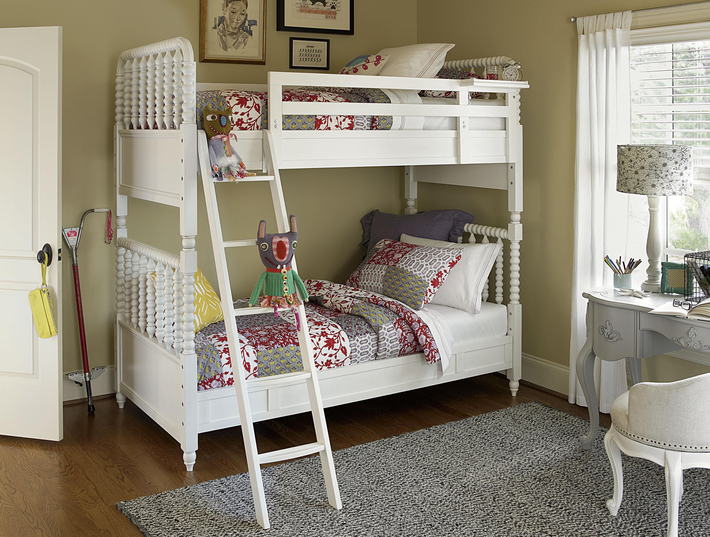 Smartstuff Bellamy Twin Bunk Bed Bedroom Group - Item Number: 330A T Bedroom Group 6