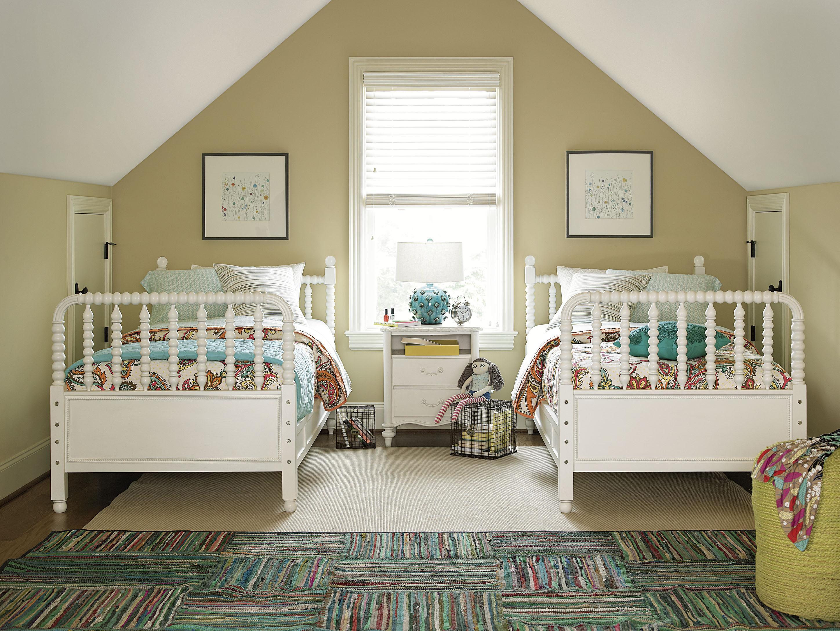 Smartstuff Bellamy Twin Bunk Bed Bedroom Group - Item Number: 330A T Bedroom Group 7