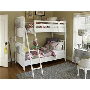 Smartstuff Bellamy Twin Bellamy's Bed Bedroom Group