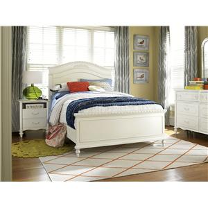 Smartstuff Bellamy Bellamy's Dresser with Drop Front Drawer