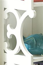 Collection Features Fine Fretwork