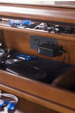Charging Stations & Electronics Storage
