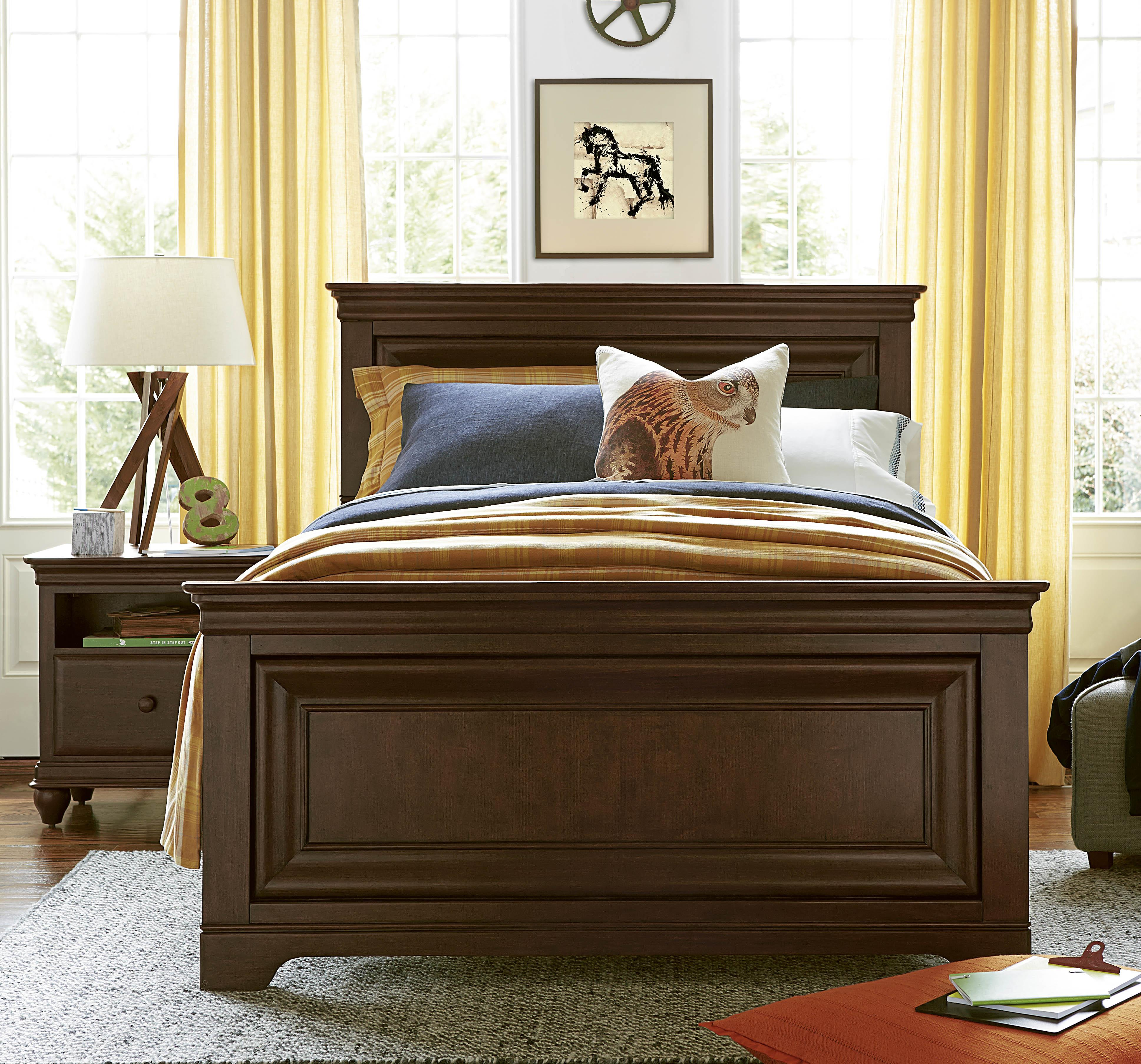 Smartstuff Classics 4.0 Twin Bedroom Group - Item Number: 1312 T Bedroom Group 2
