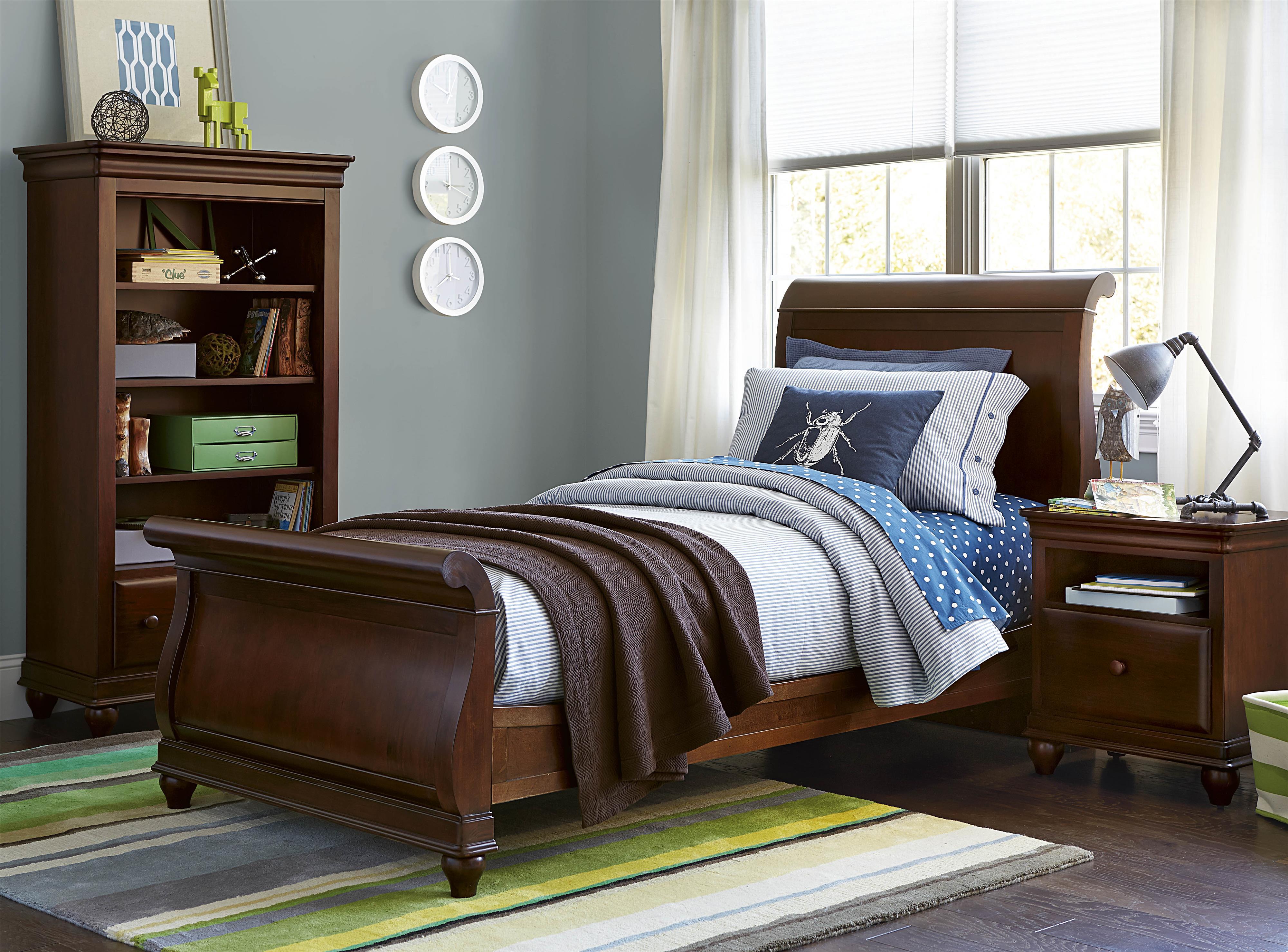 Smartstuff Classics 4.0 Full Bedroom Group - Item Number: 1312 F Bedroom Group 3