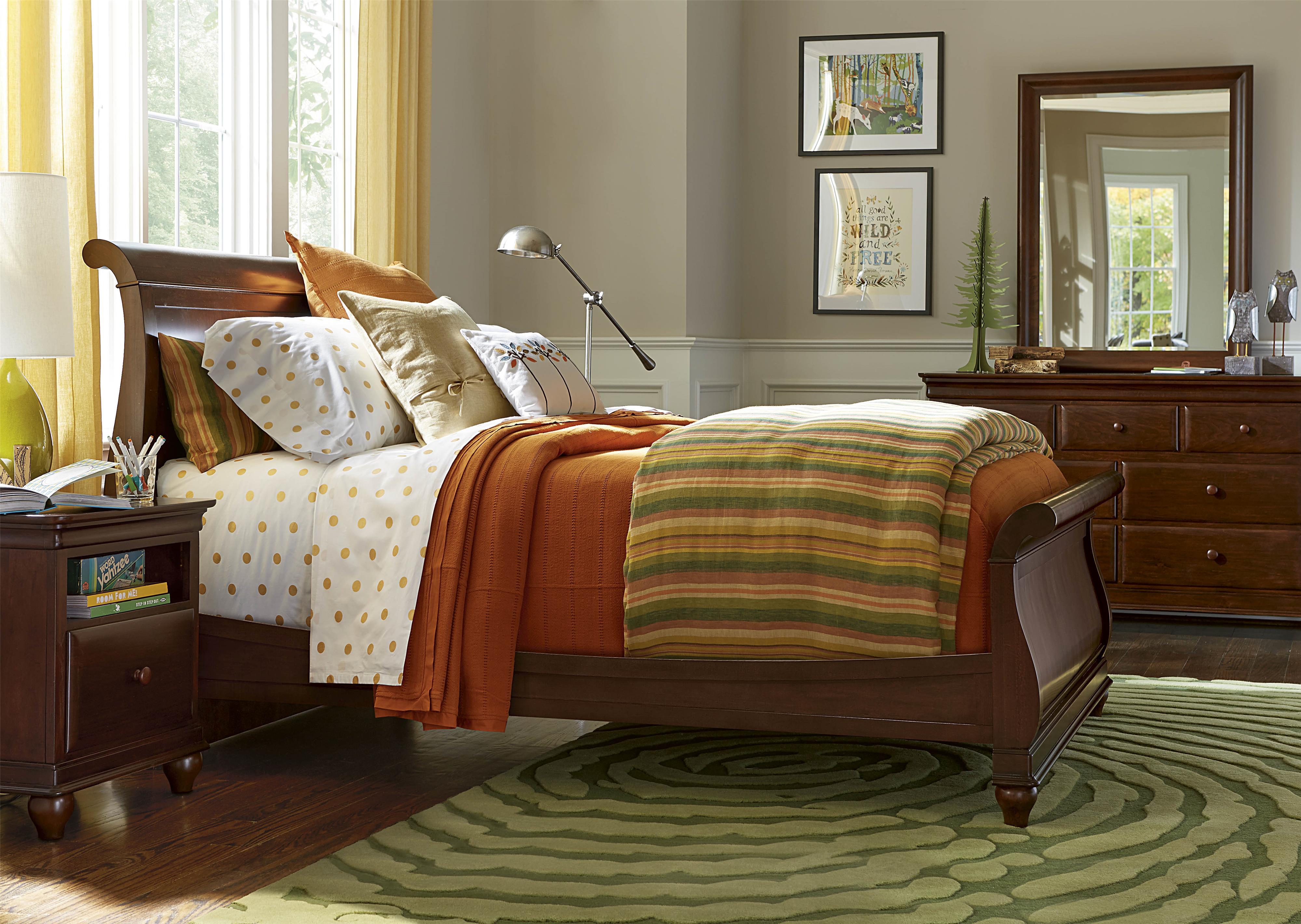 Smartstuff Classics 4.0 Full Bedroom Group - Item Number: 1312 F Bedroom Group 4