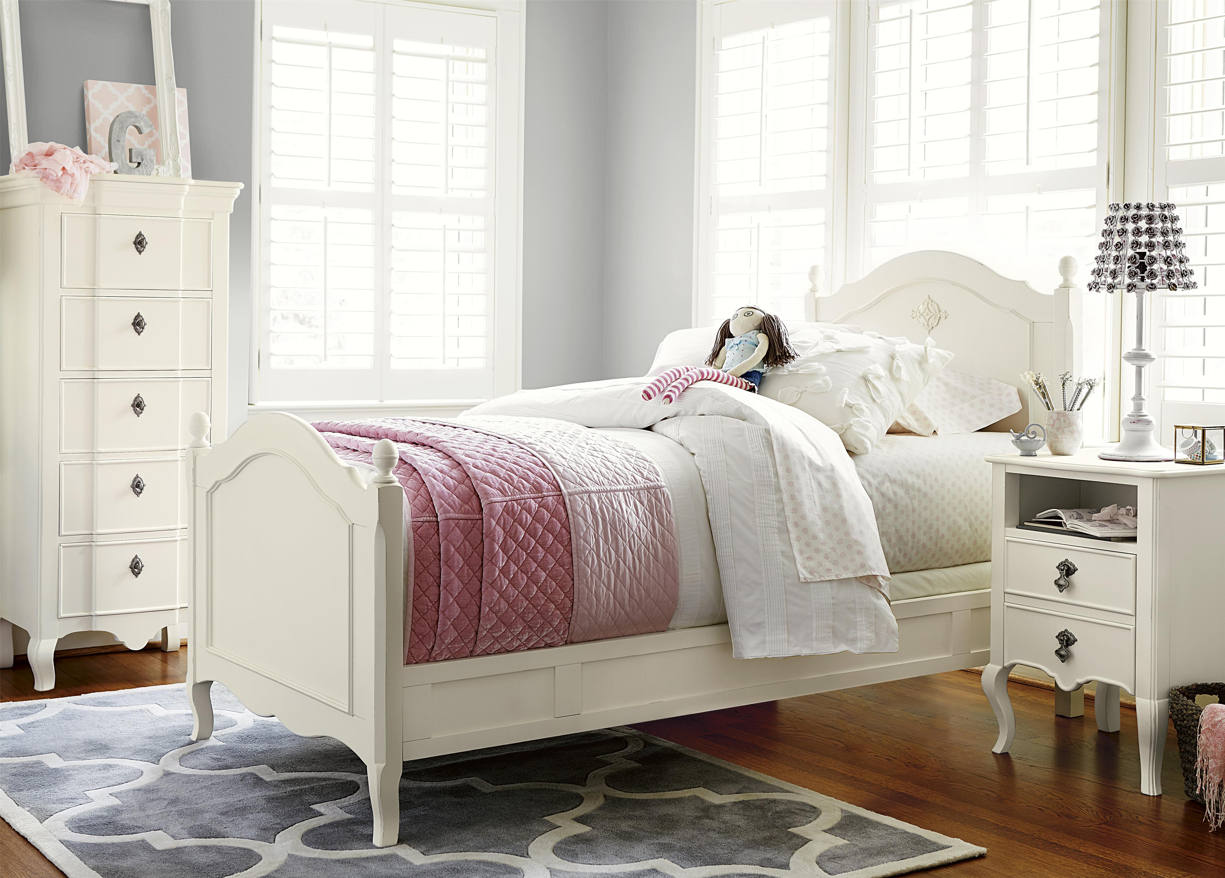 Smartstuff Genevieve Full Bedroom Group - Item Number: 434A F Bedroom Group 2