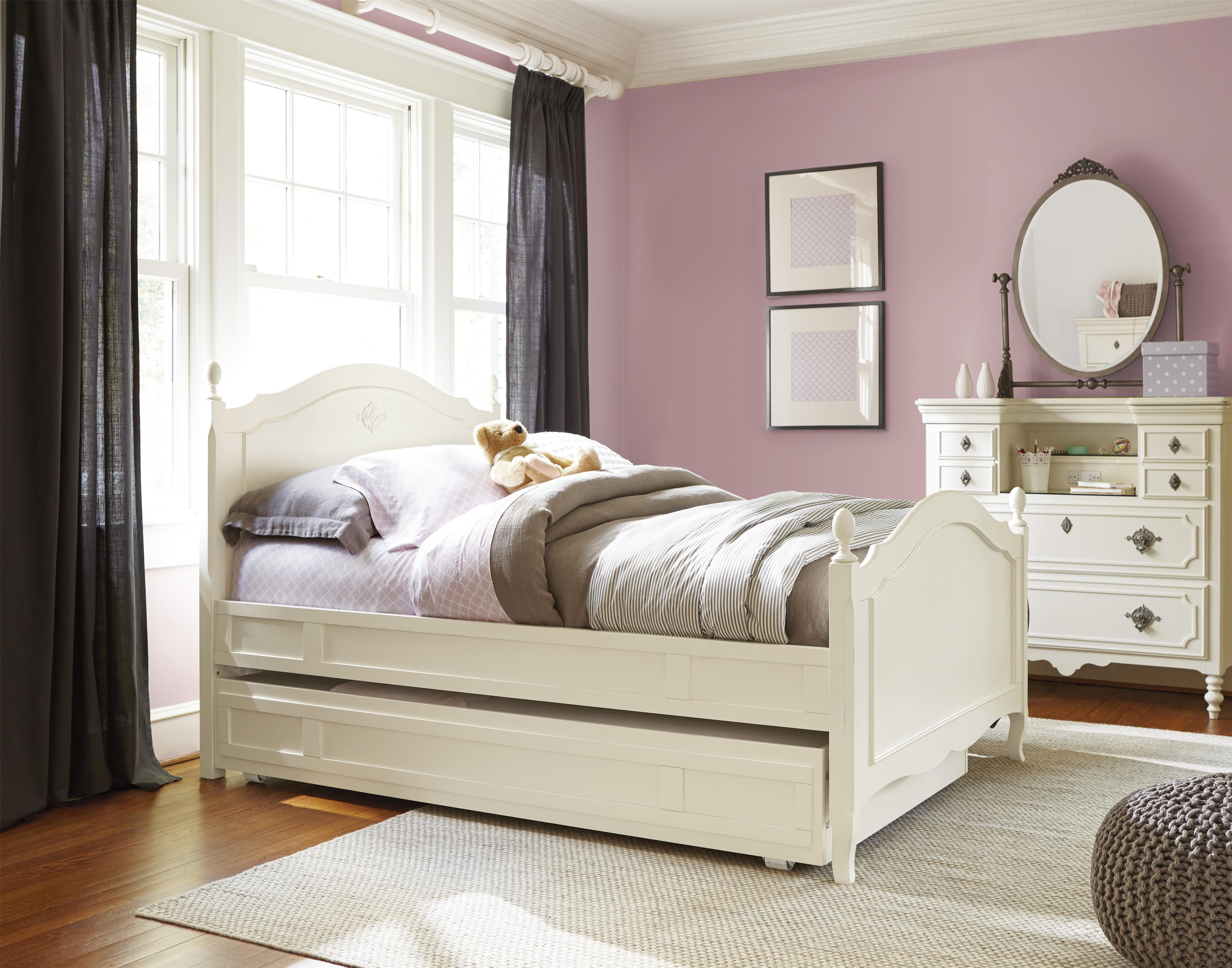 Smartstuff Genevieve Full Bedroom Group - Item Number: 434A F Bedroom Group 6
