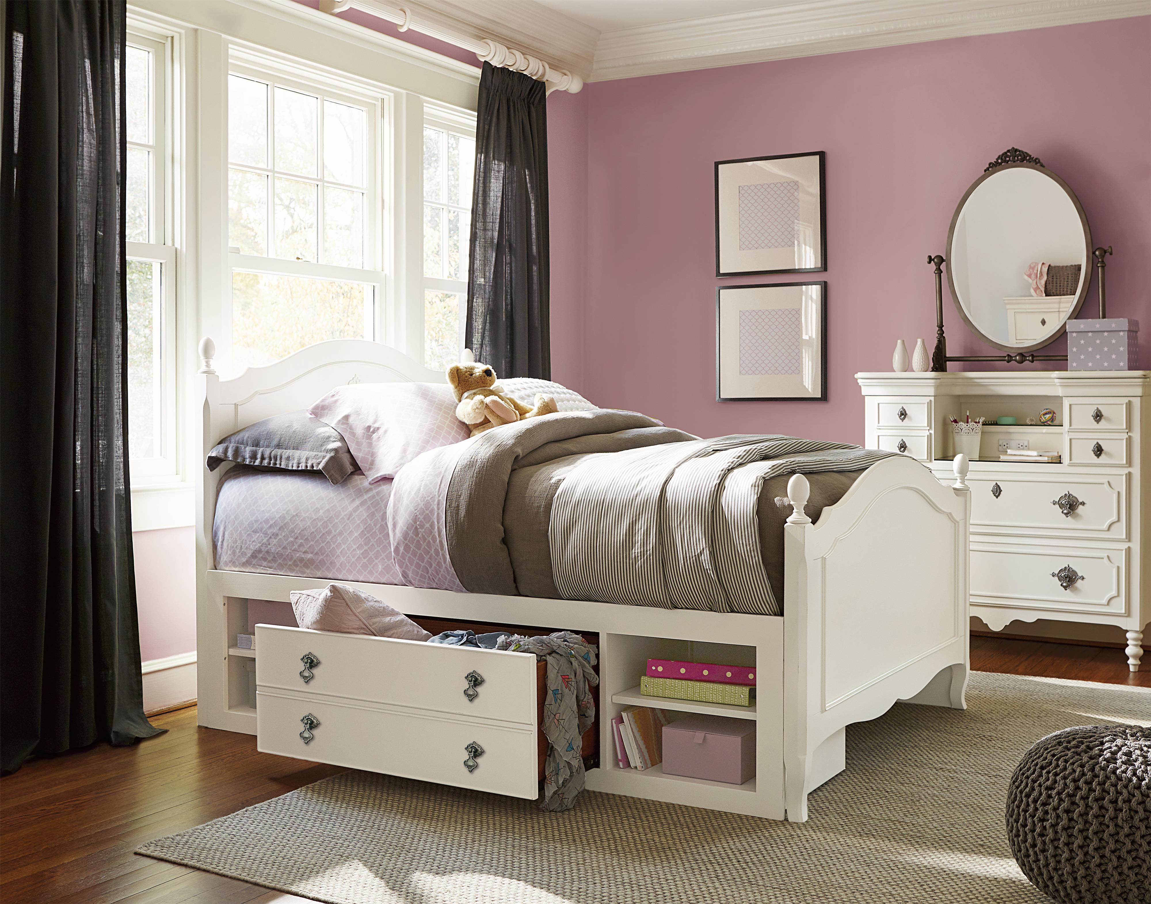 Smartstuff Genevieve Full Bedroom Group - Item Number: 434A F Bedroom Group 7
