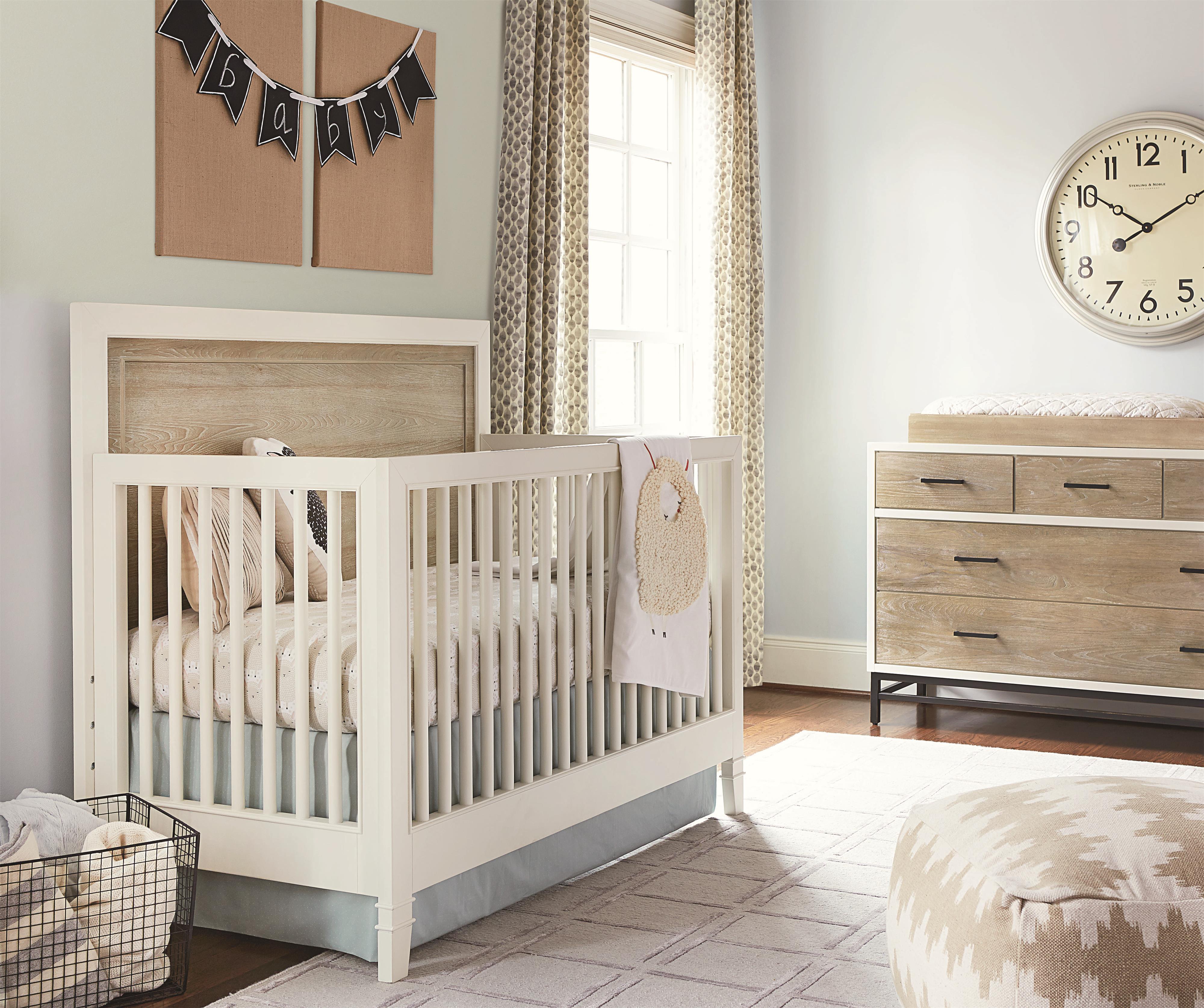 Smartstuff #myRoom Crib Bedroom Group - Item Number: 5321 C Bedroom Group 7