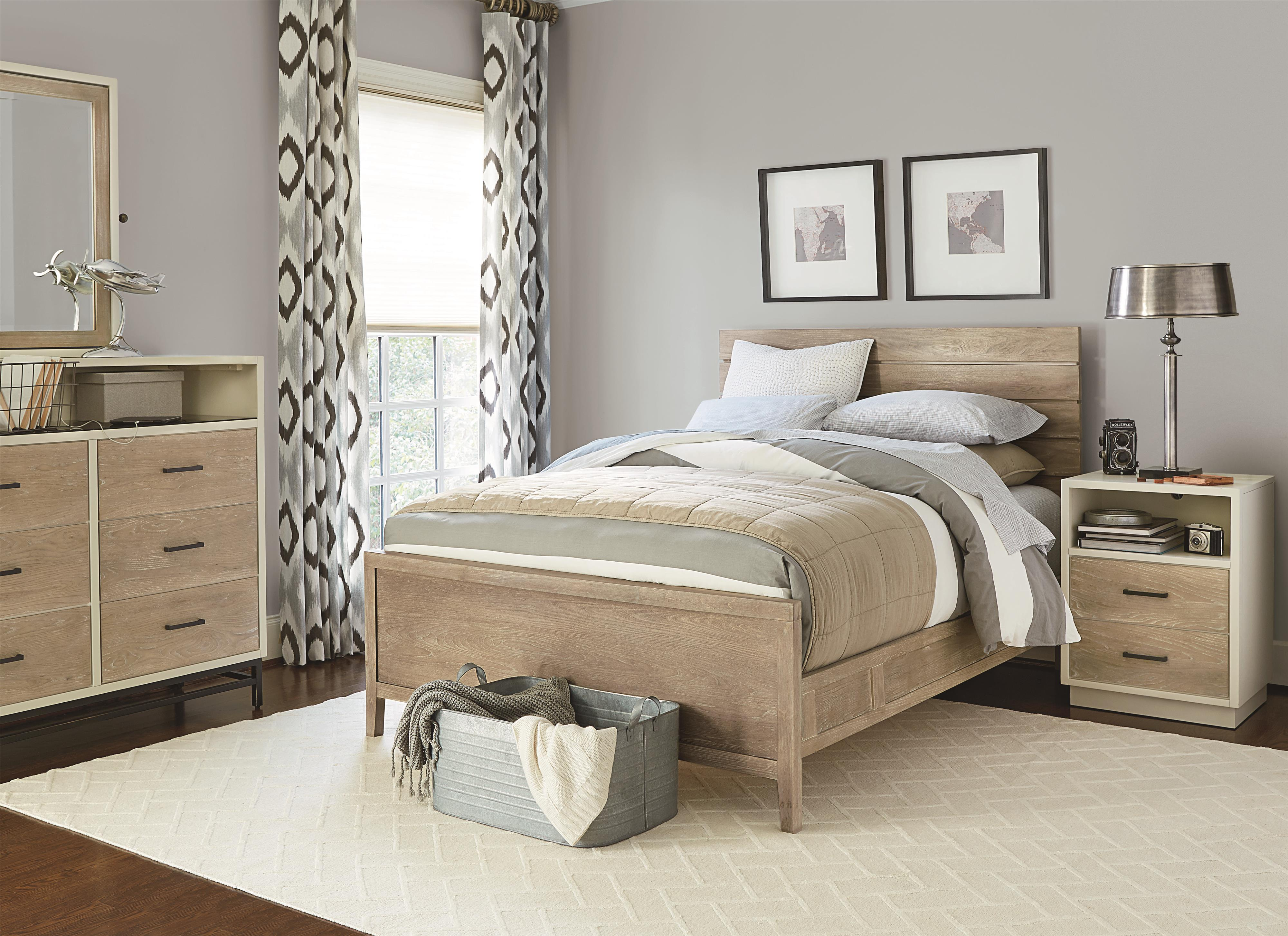 Smartstuff #myRoom Full Bedroom Group - Item Number: 5321 F Bedroom Group 2