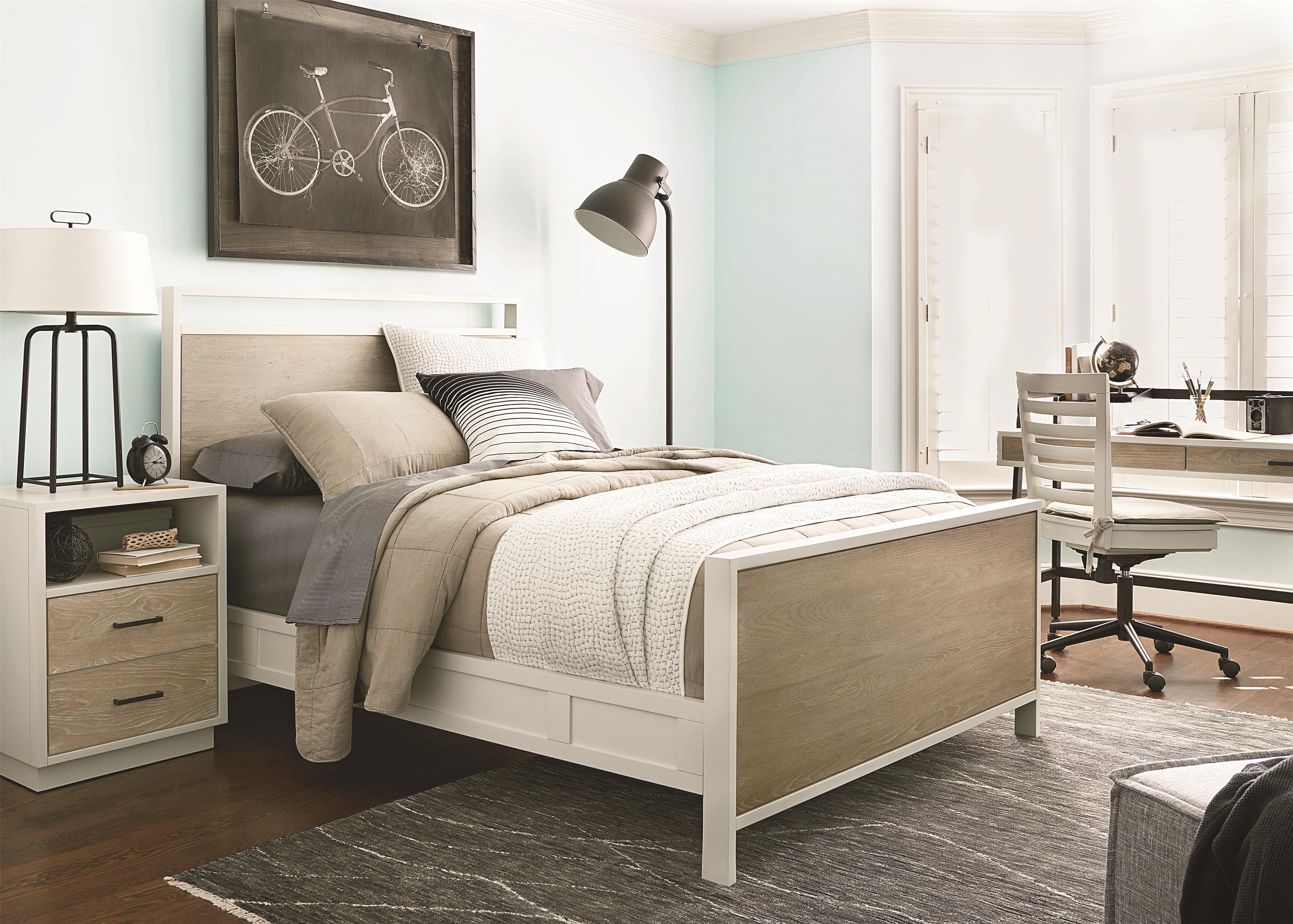 Smartstuff #myRoom Full Bedroom Group - Item Number: 5321 F Bedroom Group 4