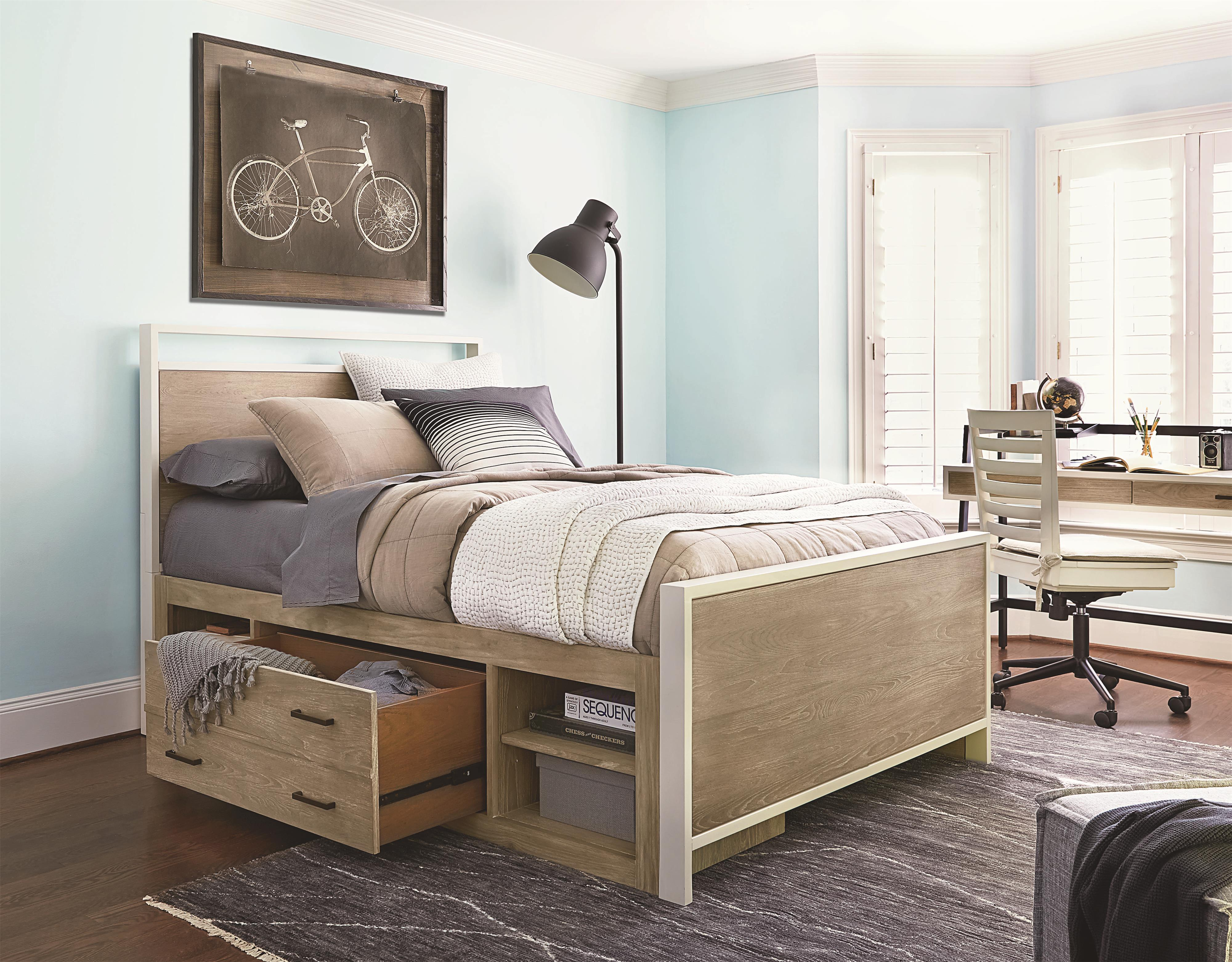 Smartstuff #myRoom Full Bedroom Group - Item Number: 5321 F Bedroom Group 6