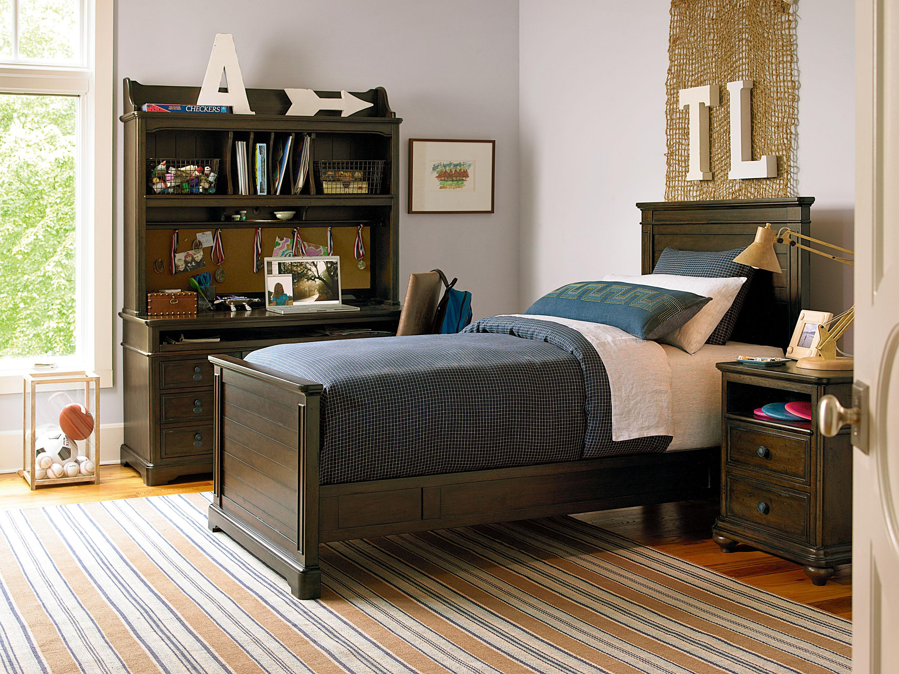 Smartstuff Paula Deen - Guys Twin Bedroom Group - Item Number: 2391 T Bedroom Group 1