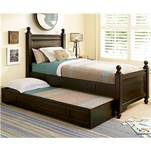Smartstuff Paula Deen - Guys Full Bunk Bed with Rail Post Design