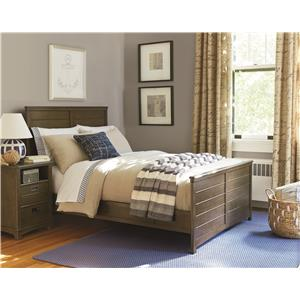 Morris Home Furnishings Varsity Full Bedroom Group