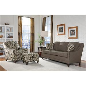Smith Brothers 201 Style Group Stationary Living Room Group