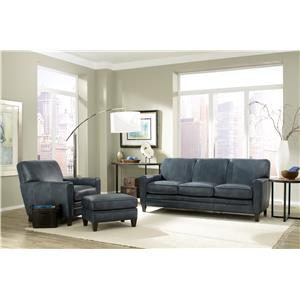 Smith Brothers 225 Stationary Living Room Group