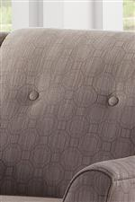 Button Tufted Seat Backs