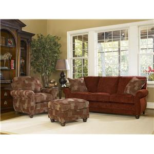 Peter Lorentz 302 Stationary Living Room Group