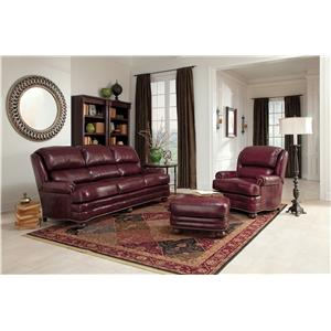 Smith Brothers 311 Stationary Living Room Group