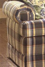 Peter Lorentz 657 Chair and Ottoman Set