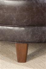 Tapered Wood Leg