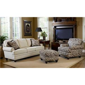 Smith Brothers Build Your Own (5000 Series) Stationary Living Room Group