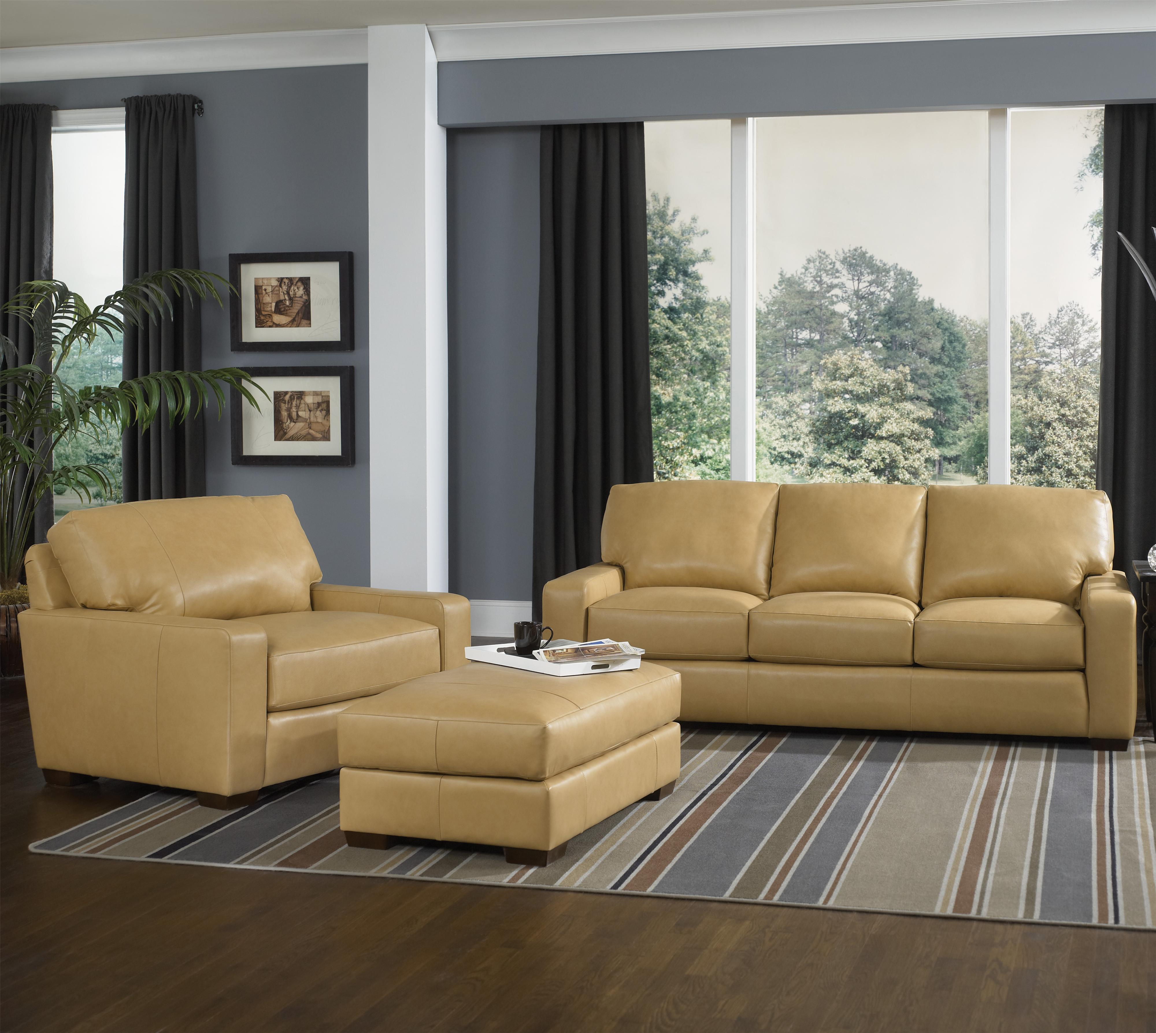 Smith Brothers Build Your Own 8000 Series Corner Sectional