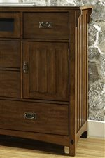 Authentic Mission Styled Door Fronts