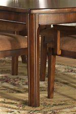 Solid Wood Table Leg