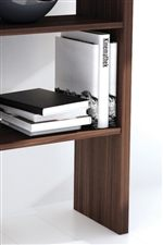 Sleek Clean Lines Give This Collection a Modern Contemporary Feel