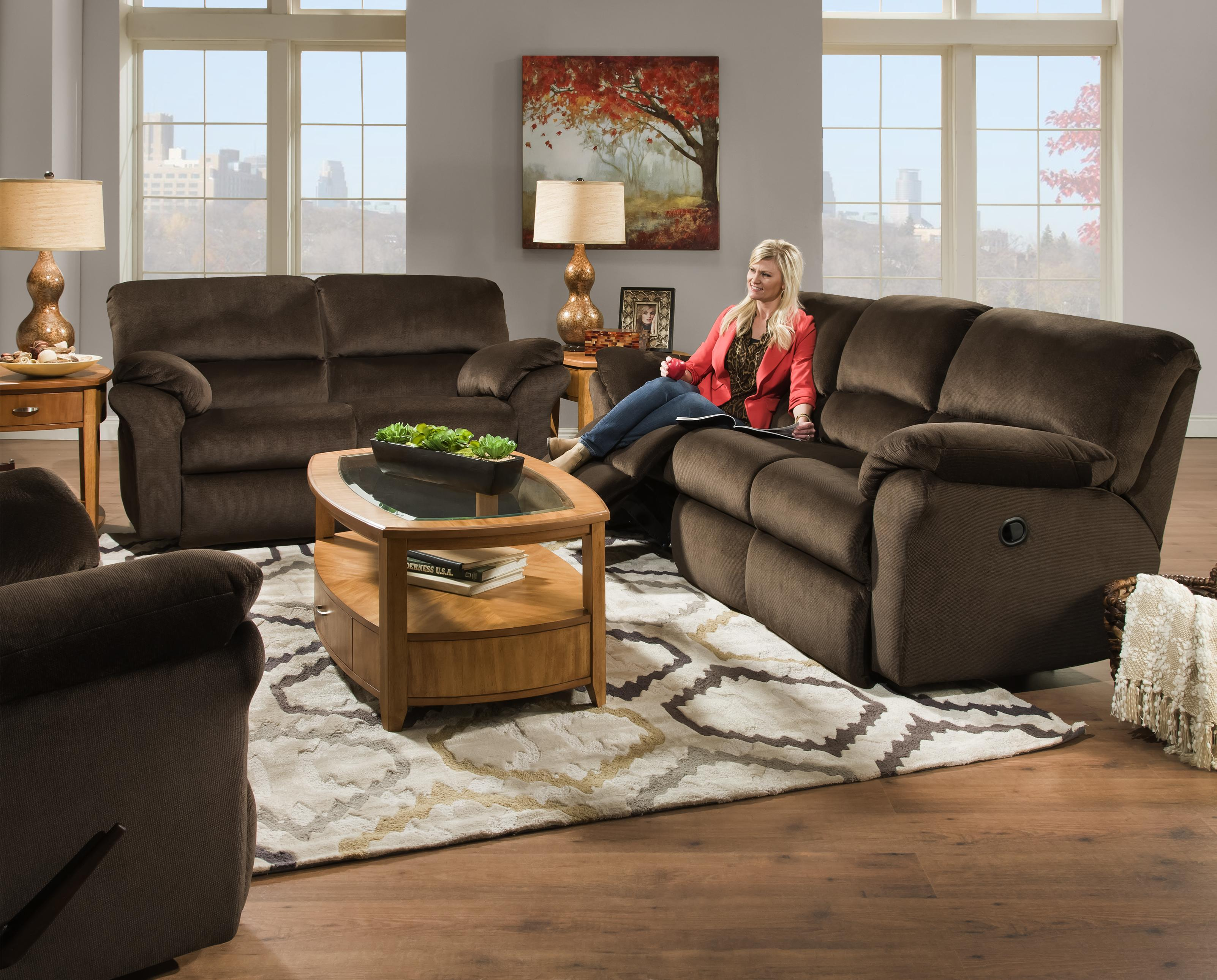 Southern Motion Cloud Nine Double Reclining Sofa with Casual Style - Wayside Furniture - Reclining Sofa & Southern Motion Cloud Nine Double Reclining Sofa with Casual Style ... islam-shia.org