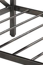 Metal Ladder Shelves