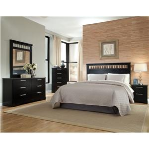 Standard Furniture Atlanta Full/Queen Bedroom Group