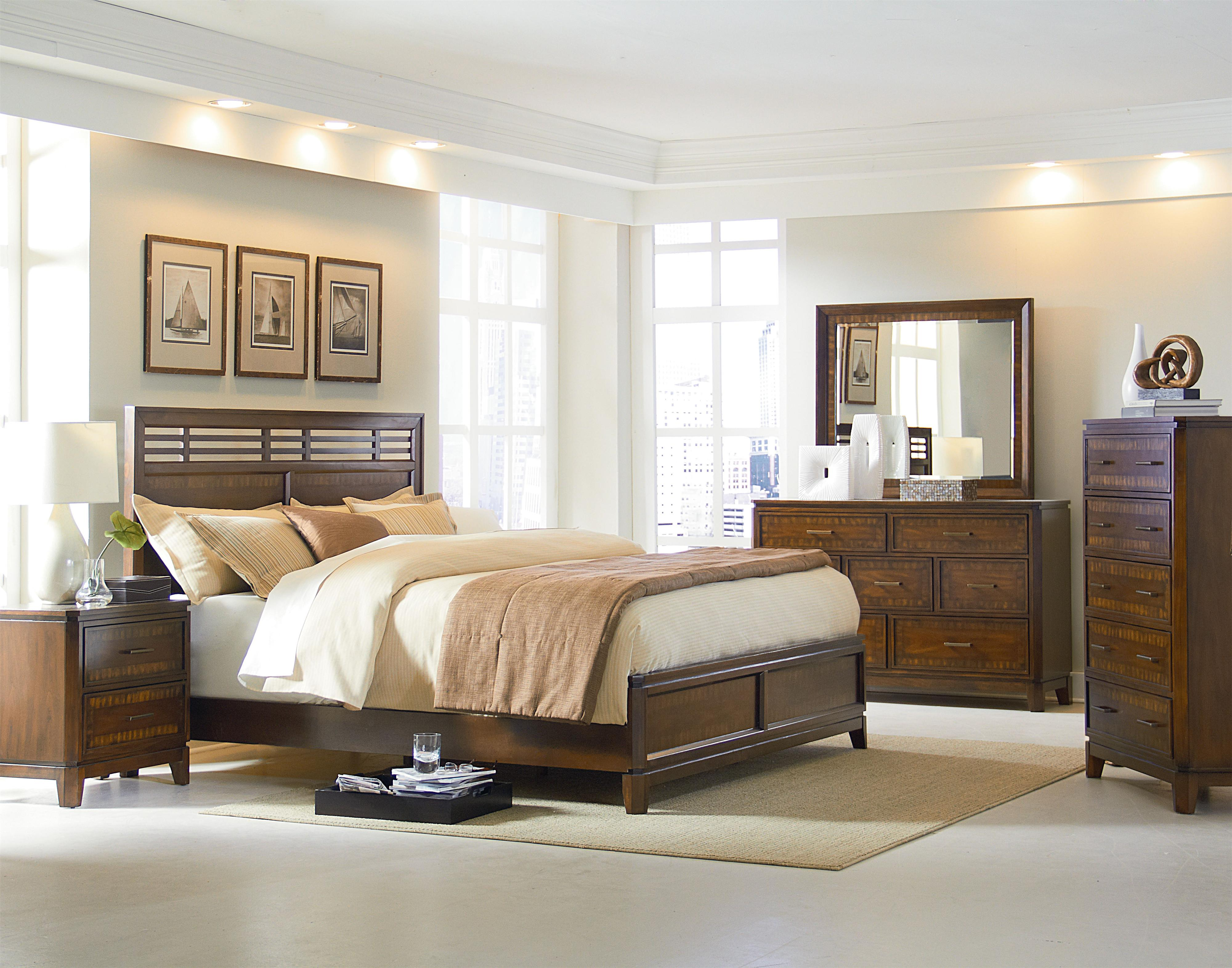 Standard Furniture Avion  Queen Bedroom Group - Item Number: 86450 Q Bedroom Group